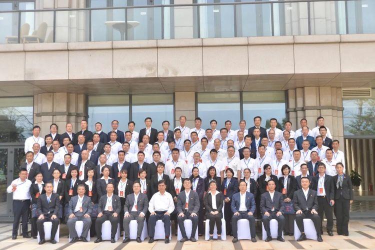 中国共产党海南省发展控股有限公司第一次代表大会胜利开幕